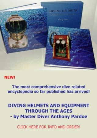 The most comprehensive dive related encyclopedia so far published has arrived!