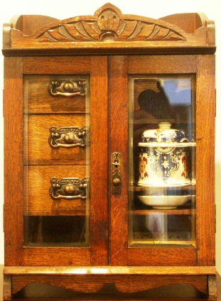 Captains' Smoker's Cabinet