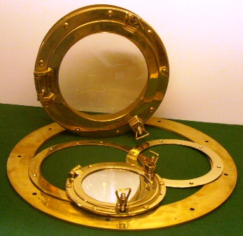 Portholes and Porthole Mirrors