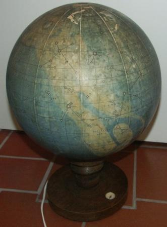 Star-globe with Compass