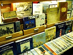 Nautical books and magazines