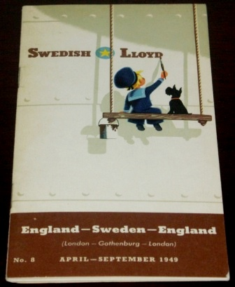 Swedish Lloyd Brochure